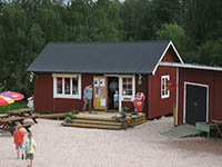 Rondje Scandinavie - Yttermalungs Camping