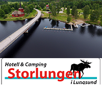 Rondje Scandinavie - Campings in Zweden en Noorwegen
