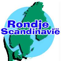 Rondje Scandinavie Zweden en Noorwegen